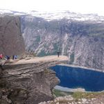 ノルウェーのトロルトゥンガ(トロルの舌)に行った話